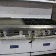 SOUTHBEND – GAS 4 BURNER AND FLAT TOP W/ CONVECTION OVEN $1,100    Contact us at  ( 972 ) 977-2930 ( 469 ) 278-8447
