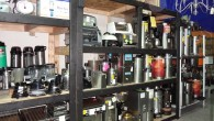 We have all shapes and sizes of Small Kitchen Equipment.  New and used!  Commercial blenders, scales, griddles, toasters, mixers, coffee and tea makers, cappuccino machine, milk dispensers, glass washers, meat […]