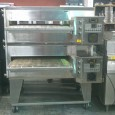 Pizza Oven XLT- 320 DBL STACK GAS CONVEYOR    Contact us at    ( 972 ) 977-2930 ( 469 ) 278-8447
